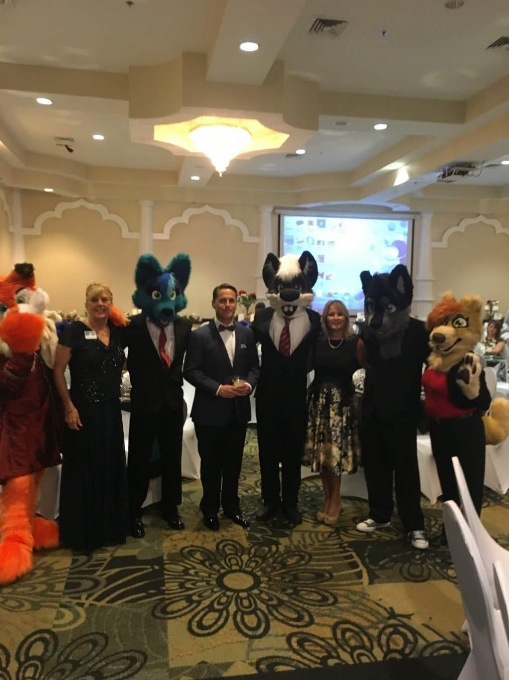Humane Society of Central Brevard County 7th annual Tuxes and Tails Gala